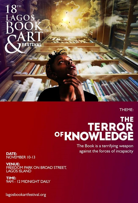 LABAF2016: CORA Book Trek Hosts Molara Wood at Quintessence, Ikoyi