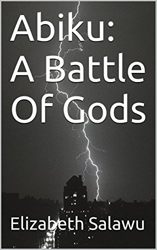 Abiku A Battle Of Gods Amazon Book Cover