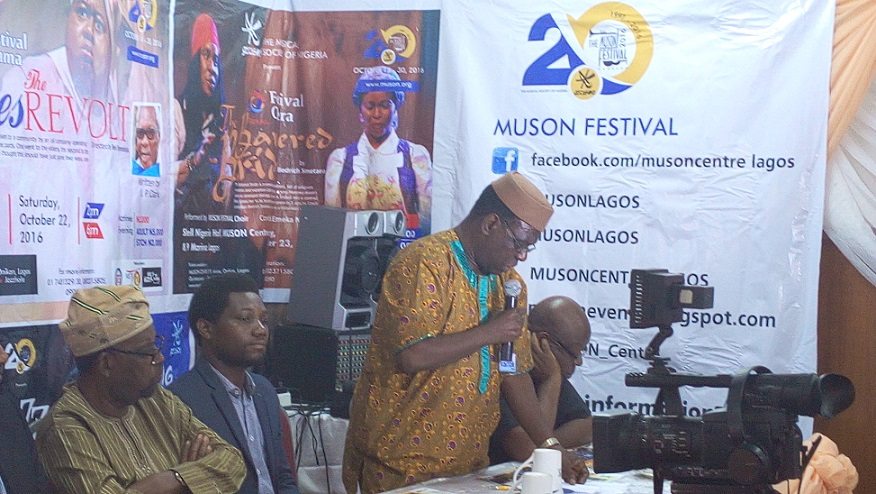 MUSON FESTIVAL OF ARTS: 20 YEARS ON