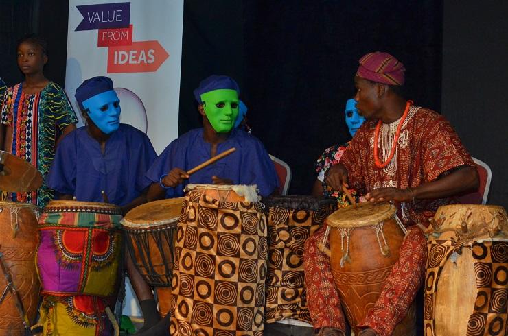 PICTURES:Third Festival Colloquium with the Ooni of ile-ife. Celebrating Lagos at 50.