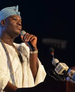 PICTURES:Third Festival Colloquium with the Ooni of ile-ife. Celebrating Lagos at 50.