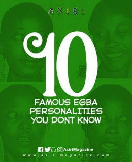 10 Famous Egba Personalities you never knew