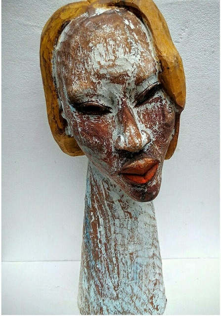 "Meet the Artist: Alimi Adewale ""Between Minimalism and Abstraction"""