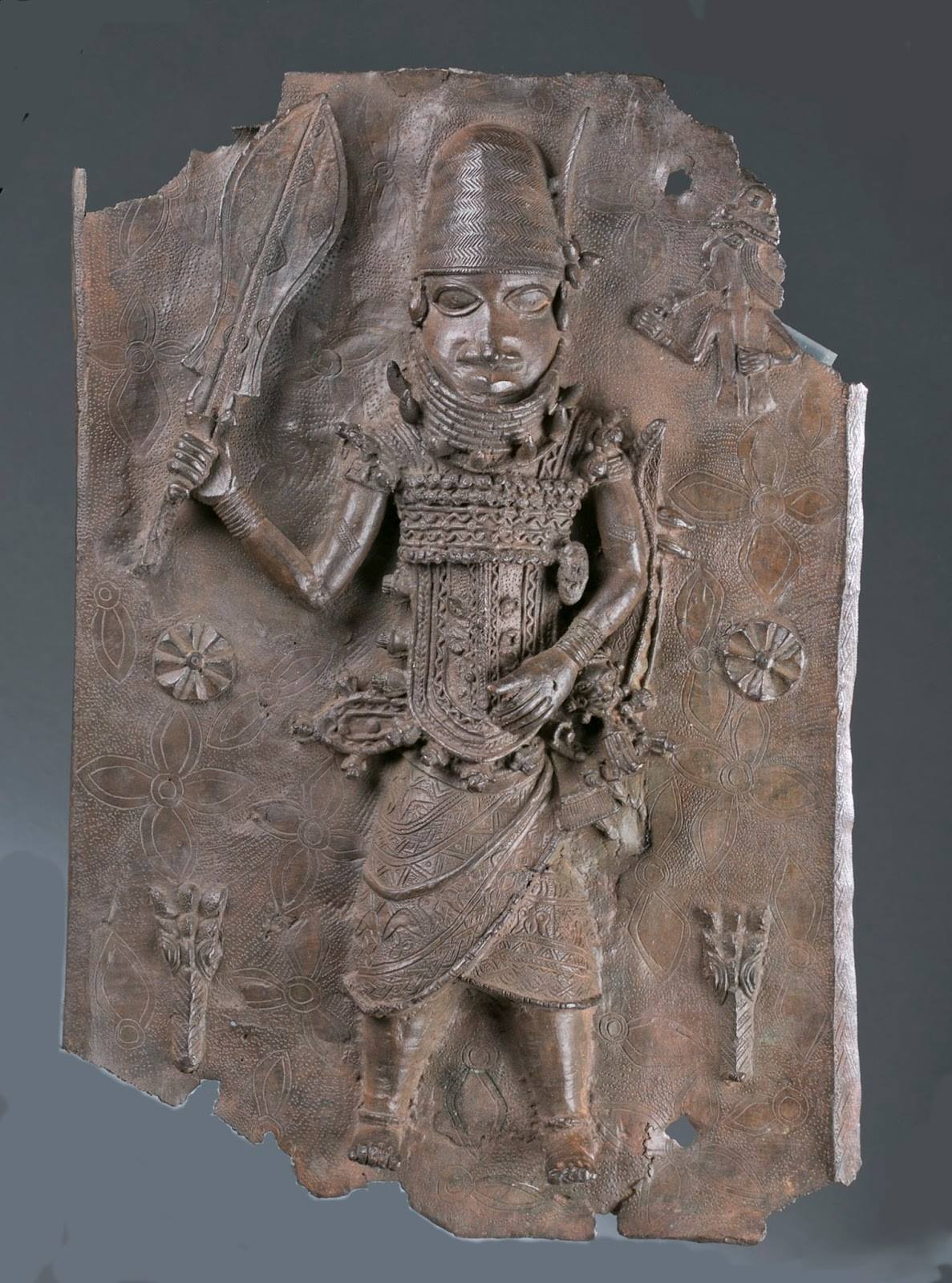 16th Century Benin Plaque to be auctioned for $800,000-1.2Million Dollars Today