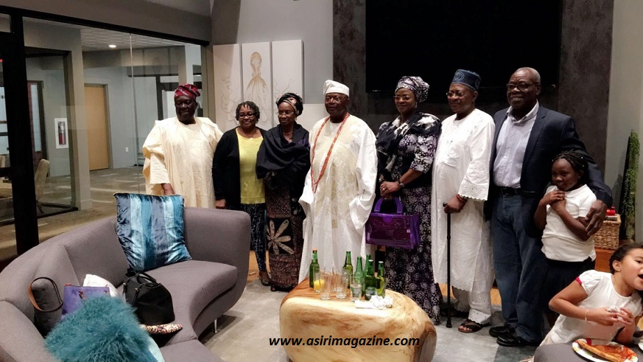 Alake visits Egba Diaspora in the US