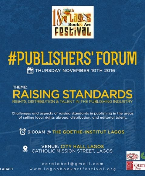 CORA Partners with Quramo Publishing for 7th Publishers Forum at LABAF 2016