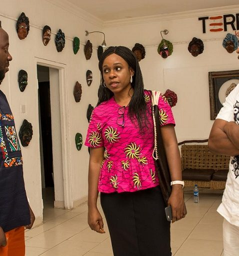 'Echoes' Art Exhibition by Abolore Sobayo Ends with Grand Closing
