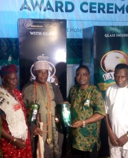 Intercontinental Distillers Unveils New Bottle Brand in Lagos