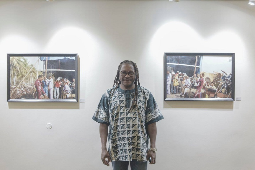 Biyi Bandele Photo Exhibition: Rebel Griots, Restless Maestros, Blazing Rockstars