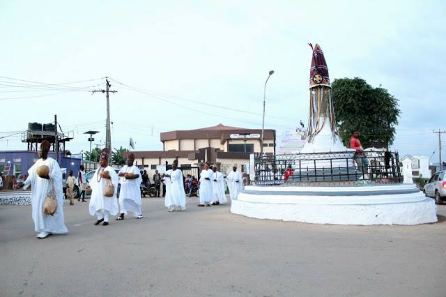 Olojo Festival gains Momentum in ile-ife as Ooni Ends 7Day Seclusion