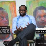 Exclusive Efe Paul Interview: says Poetry can cause a revolution