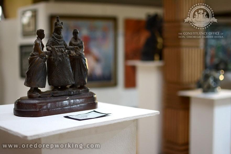 Benin Kingdom Art Exhibition in Honour of new Oba