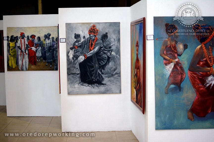 Benin Kingdom Art Exhibition in Honour of new Oba