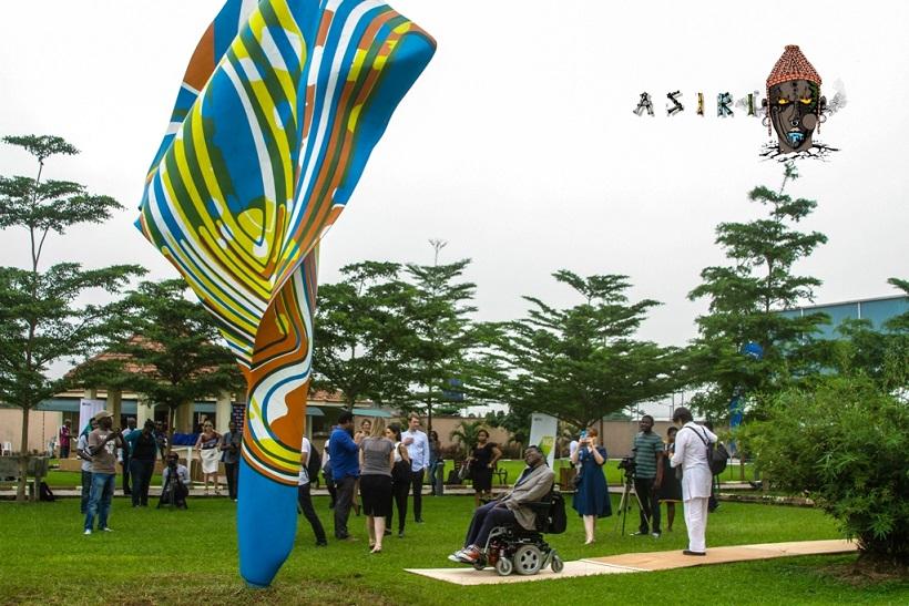 The Wind VI Sculpture in Lagos