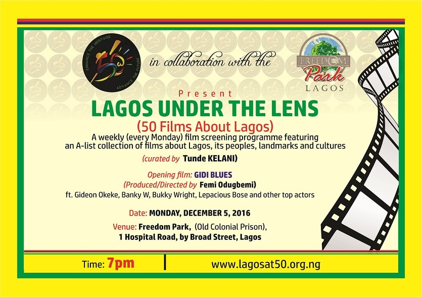 "Lagos@50 Launches ""Lagos under the Lens"" Celebrating the Lagos Historical Narrative"