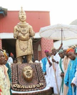 Obalufon Festival:'Ooni Ogunwusi is Oduduwa Re-Incarnate'-Alayemore of Ido Osun