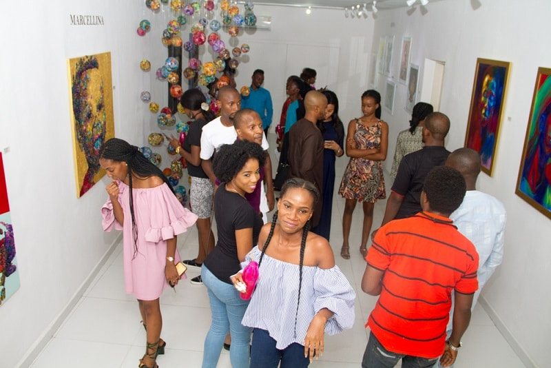 RELE 'Young Contemporaries 2017': Colorful, Enchanting and Mind blowing