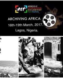 "iREP Film Festival Presents 2017 Theme ""ARCHIVING AFRICA."""