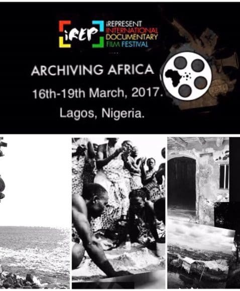 "iREP Film Festival Presents 2017 Theme ""ARCHIVING AFRICA."""