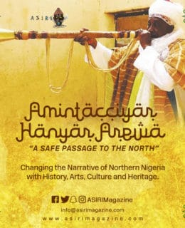 ASIRI Presents Amintacciyar Hanya Arewa (A Safe Passage to the North) Project