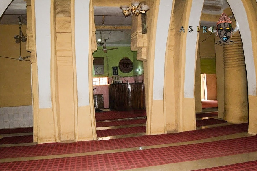 The Ancient Central Mosque of Zazzau Emirate, Built in 1837