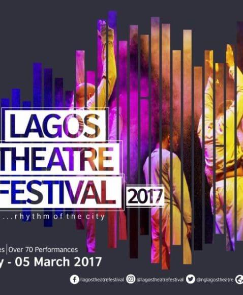 "British Council announces Lagos Theatre Festival 2017 themed ""Rhythm of the City."""