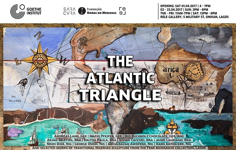 Connecting Lines :Lagos to Brazil 'The Atlantic Triangle' Exhibition