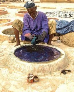 Kano's 'Kofar Mata Dye-pits': A Struggling Textile Dyeing Industry