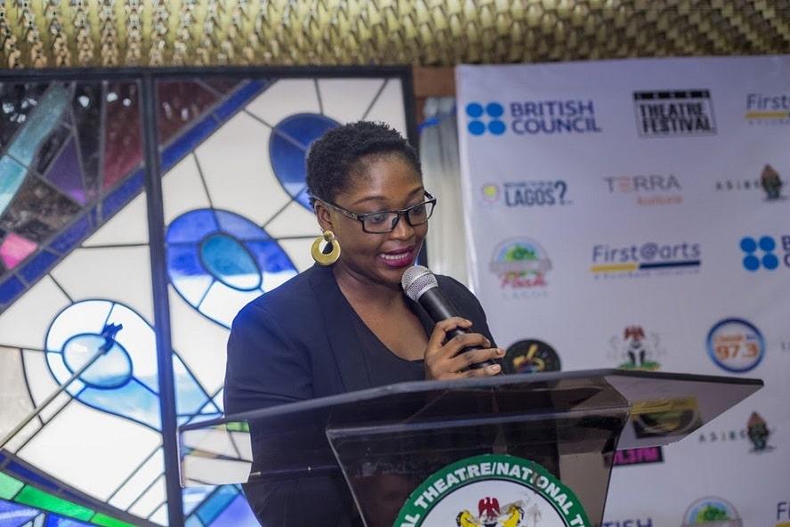 Obi Asika, Bolanle Autsen Peters, Others Speak at Lagos Theatre Festival 2017 Opening Ceremony