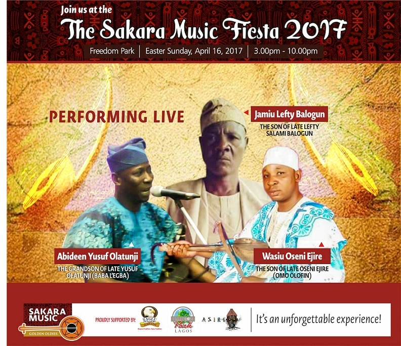 """Evagrin Konsepts Partners with Eagle Aromatic Schnapps for the """"2017 Sakara Music Easter Fiesta"""""""