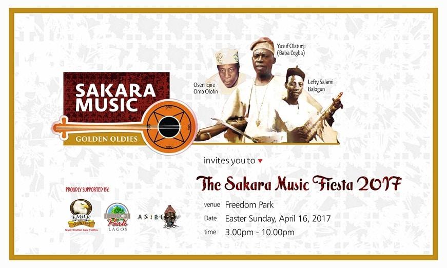 "Evagrin Koncepts Presents ""2017 Sakara Music Easter Fiesta"""