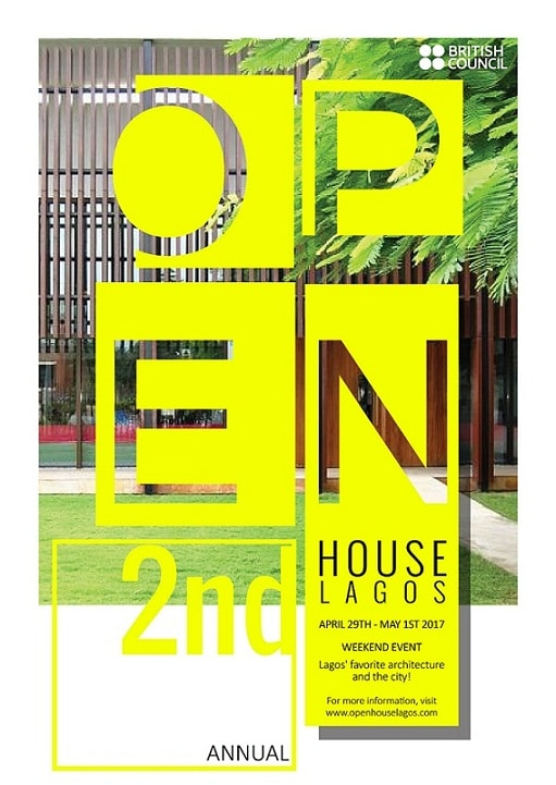 Open House 2017, Celebrating Lagos Architectural Beauty and its People