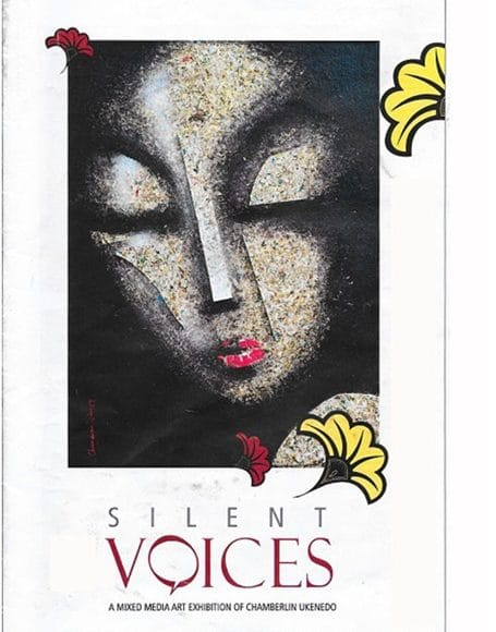 "QUINTESSENCE WELCOMES ""SILENT VOICES"" – A MIXED MEDIA EXHIBITION BY CHAMBERLAIN UKENEDO"
