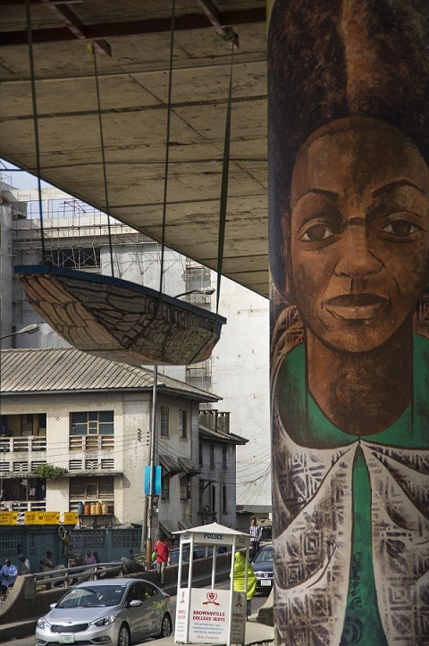 British Council and Polly Alajika partner with Lagos state for the Rivers of the World art exhibition 1