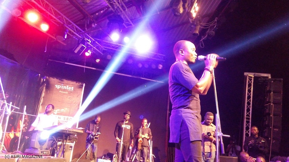 Brymo and the Lagos Touts Thrills Fans at Organised Chaos in Lagos