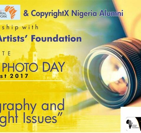 CopyrightX Nigeria Alumni to Mark World Photo Day in Lagos