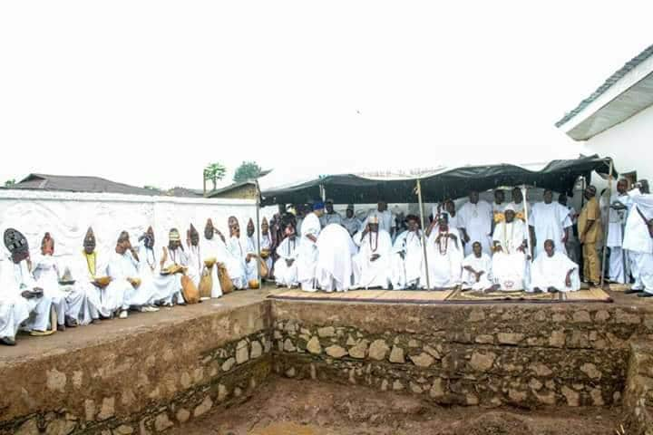 Osun Festival: Ooni says Cultural Tourism is enough to free Africa from Economic Bondage