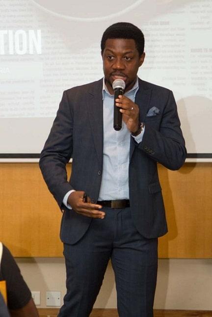 Peter Ogbu Okwoche,