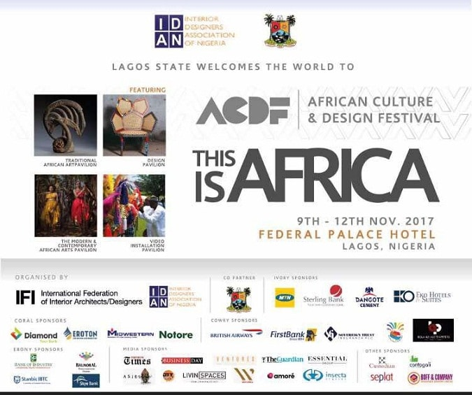 40 Years after FESTAC, the African Culture and Design Festival (ACDF) Beckons