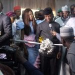 Vice President of Nigeria officially declares the African Culture and Design Festival Open
