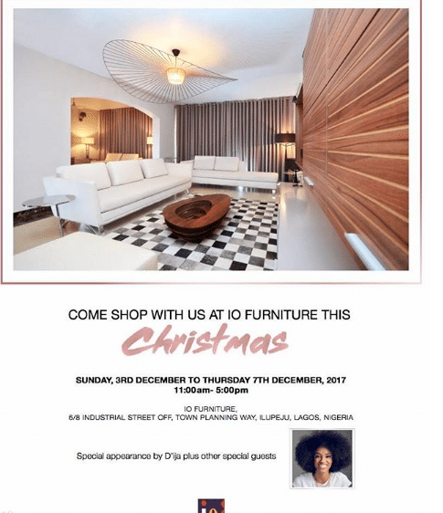 Art Party: IO Furniture Host Art and Design Lovers in Lagos.