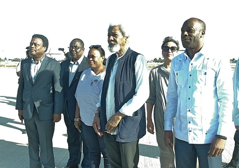 Wole Soyinka becomes 'Honourary Citizen' of Cap Haitian
