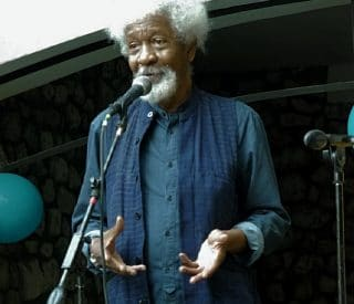 Wole Soyinka becomes 'Honourary Citizen' of Cap Haitian