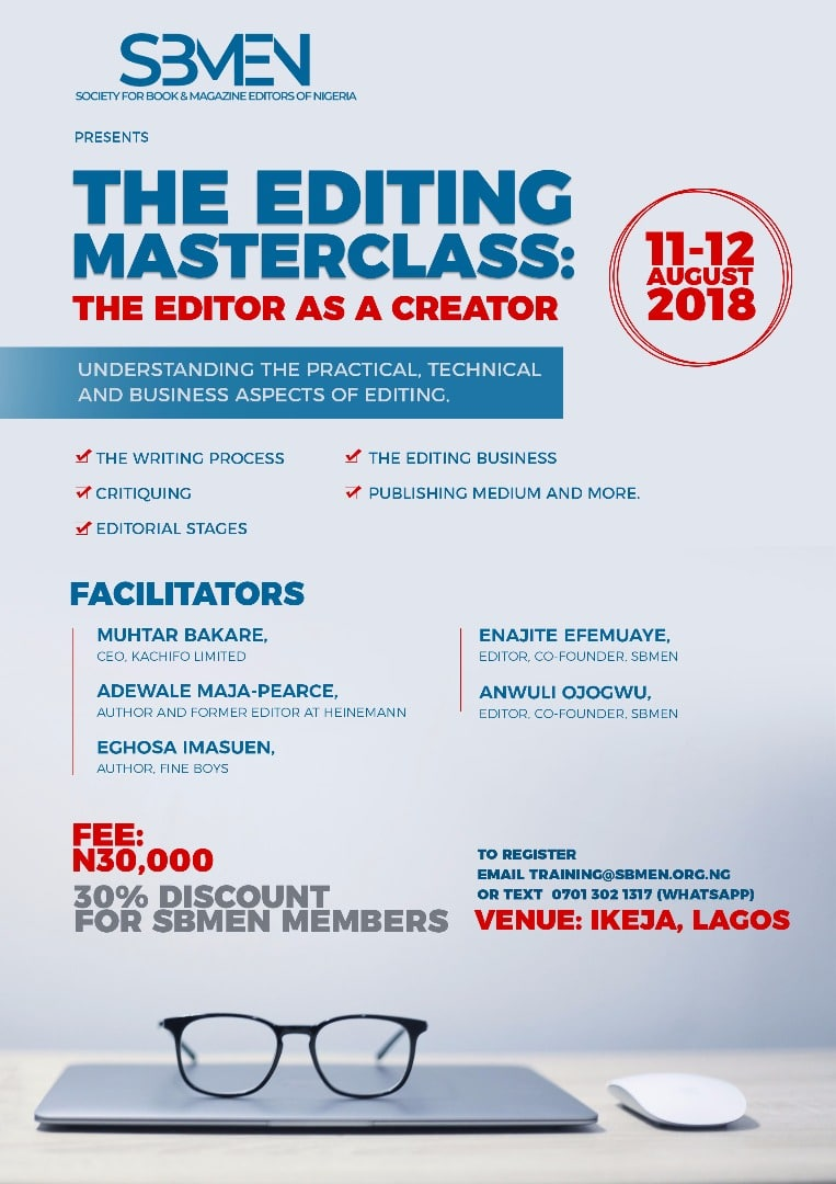 Society for Book and Magazine Editors of Nigeria