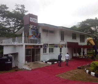 Wole Soyinka's Former Residence in OAU now Repurposed as a Museum in ile-ife