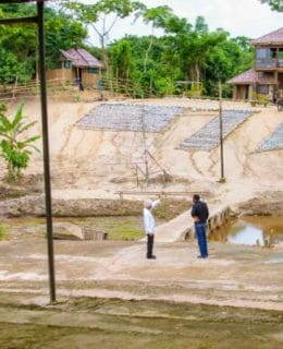 Ijegba Amphitheatre transforms to full Creative Hub, Host's Residencies for Artists