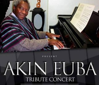 Concert in Honor of Professor AKIN EUBA Holds This Evening at Muson Centre, LAGOS