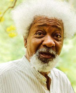 Wole Soyinka at 85