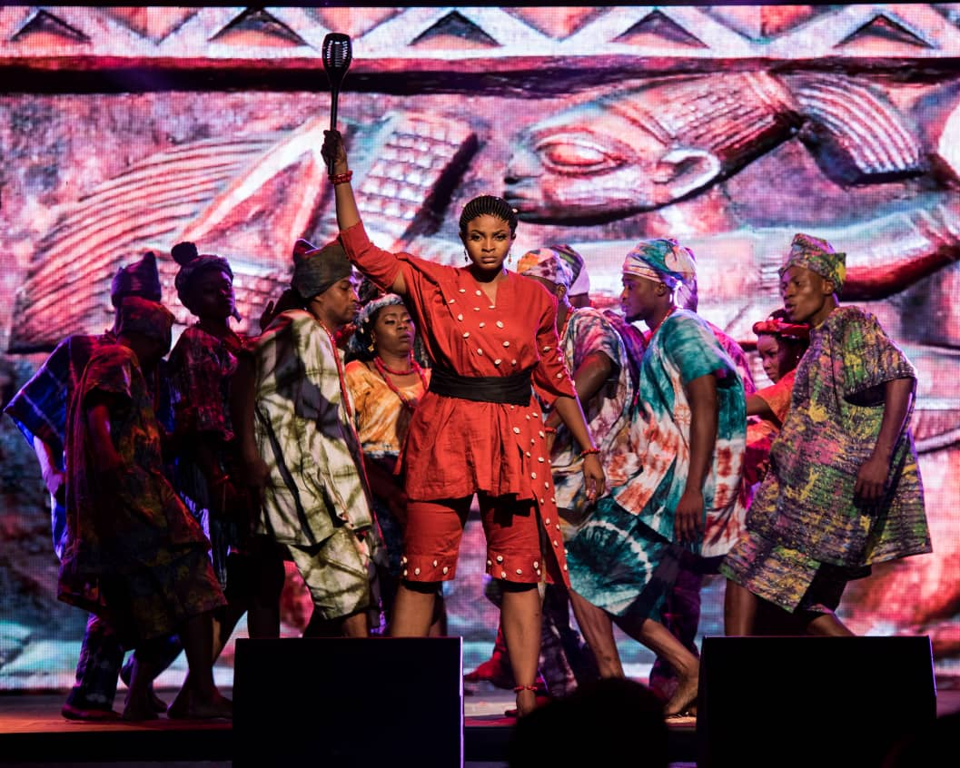 Moremi the Musical Sails With Intriguing Command Performance