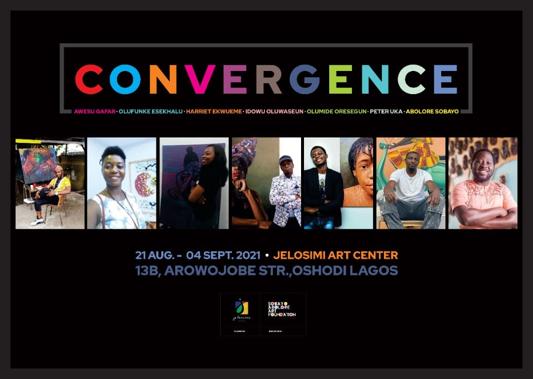 Jelosimi Art Centre Announces 'Convergence' The Exhibition'